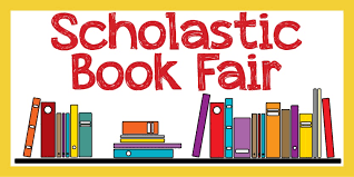 Scholastic Book Fair Advertisement picture