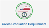 High School Log in: Civics Graduation Requirement (opening in a new window, Leaving MCS website)